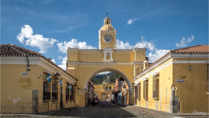 Antigua, Arco di Santa Catalina