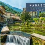 Aril, il fiume più corto d'Italia