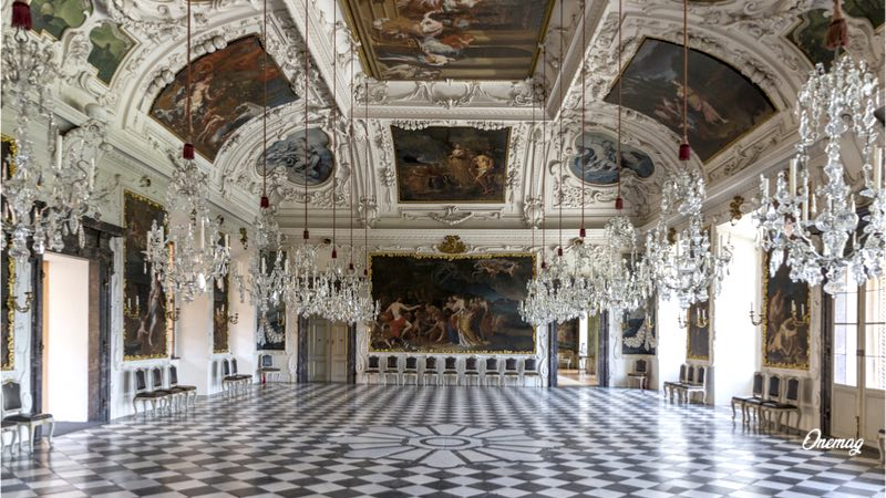 Il Castello di Eggenberger di Graz