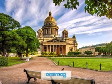 La storia della Cattedrale di Sant'Isacco San Pietroburgo