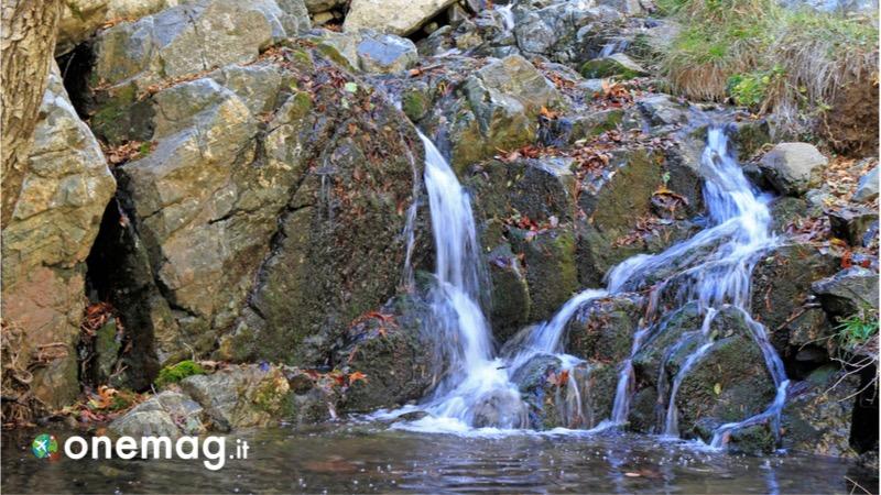 Cosa vedere a Cipro, le cascate Kalidonia