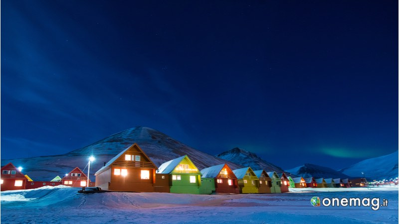 Circolo Polare Artico, Norvegia