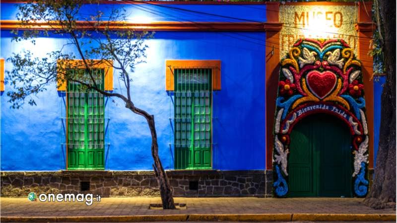 Città del Messico, Museo Frida Kahlo