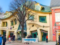 Crooked House, la casa tutte curve di Sopot