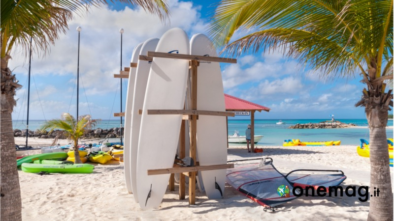 Eleuthera, vacanza nelle Bahamas, le spiagge