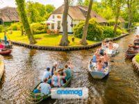 Visitare Giethoorn, il borgo senza strade