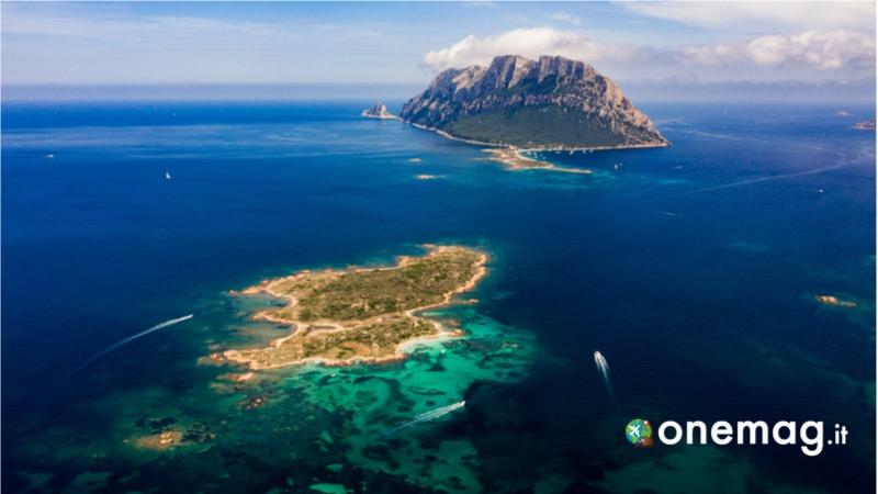 Storia dell'Isola di Molara in Sardegna