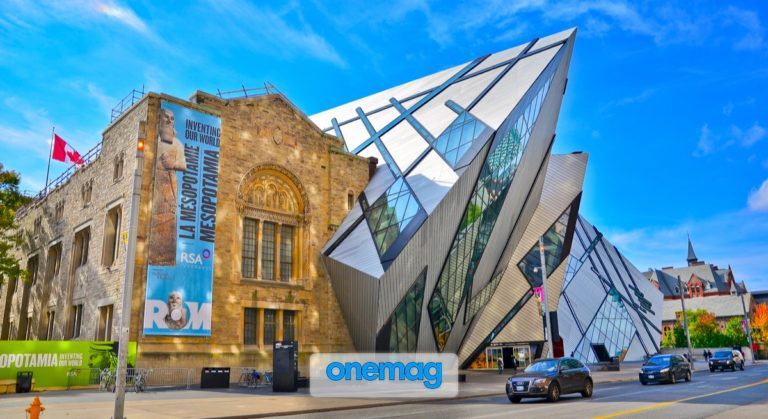 Royal Ontario Museum, il museo più grande del Canada