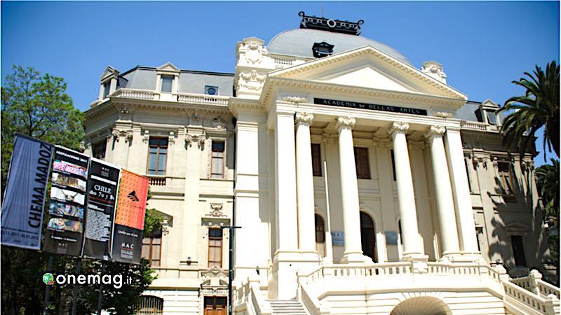 Santiago del Cile, Museo di Arte Contemporanea