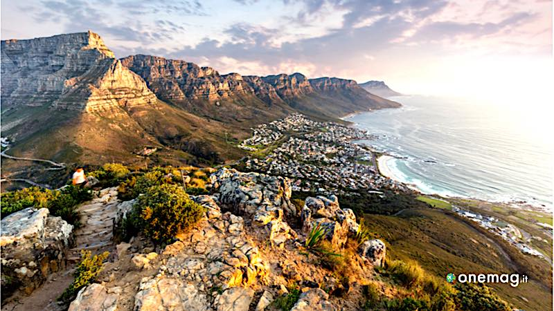 Table Mountains, Sudafrica