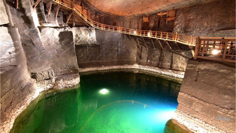Wieliczka, miniere di sale