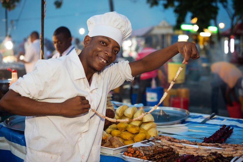 Cosa vedere a Zanzibar, Forodhani