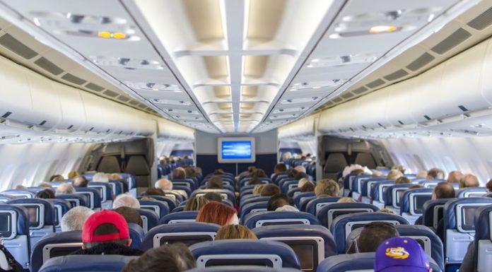 Come affrontare un viaggio aereo
