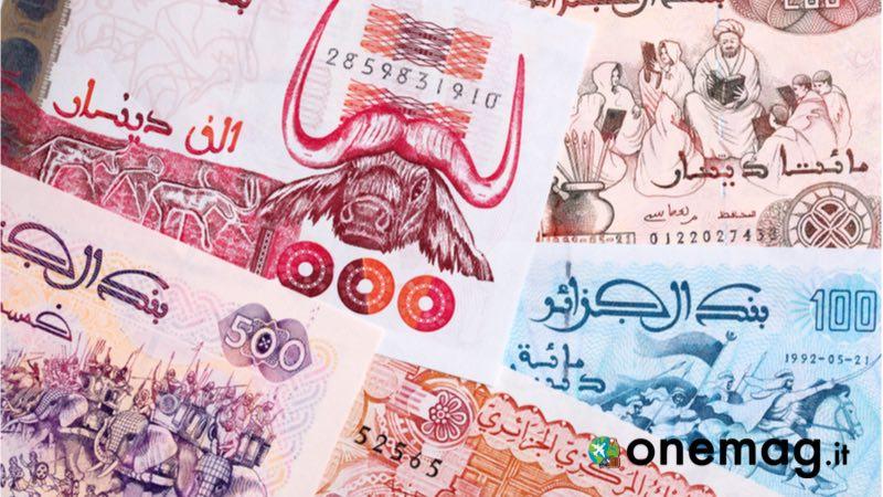 Valuta di Algeria