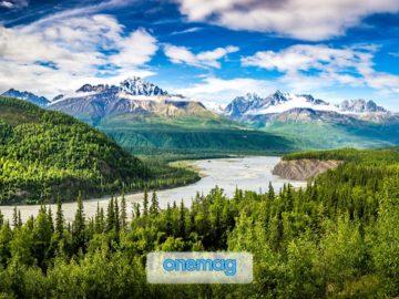 Alla scoperta del territorio dell'Alaska