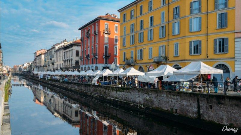 L'aperitivo a Milano