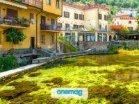 Aril, il fiume più corto d'Italia a Cassone Malcesine
