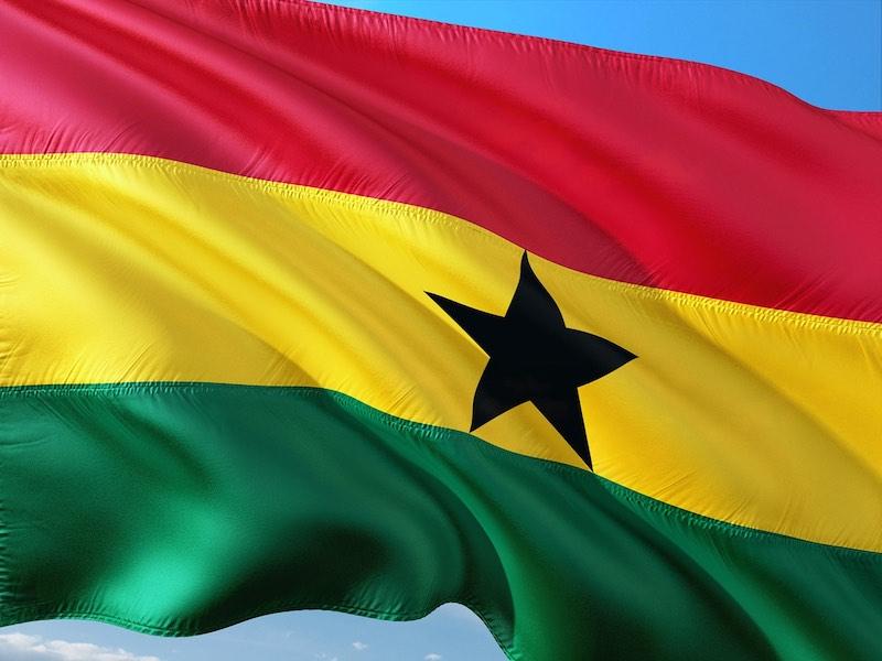 Guida turistica del Ghana, bandiera