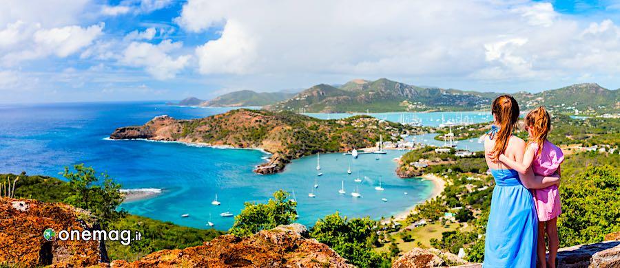 Cosa vedere a Barbuda e Antigua
