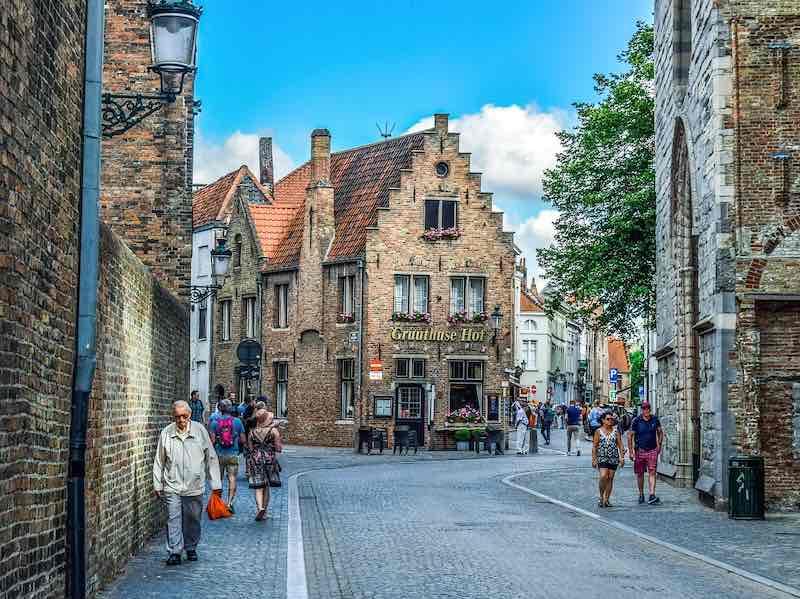 Belgio, Brugge