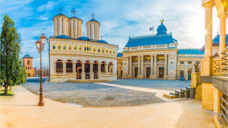 Bucarest, Palazzo del Patriarcato