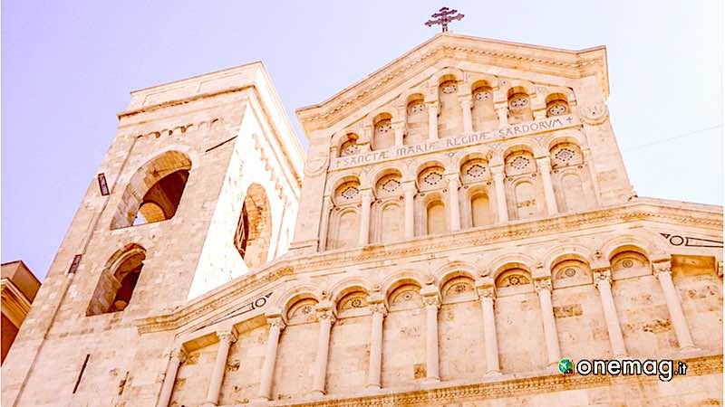 Cagliari, Cattedrale di Santa Maria