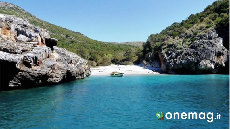 Cala Bianca, la spiaggia selvaggia della costa del Cilento