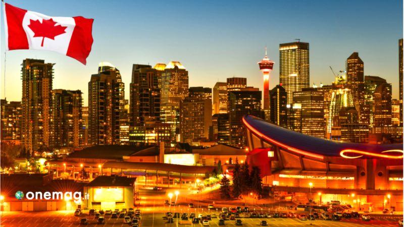 Calgary, veduta