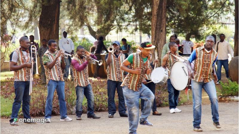 Camerun, festeggiamenti