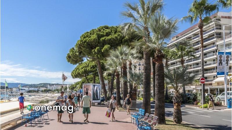 Lungomare dellaCroisette, Cannes