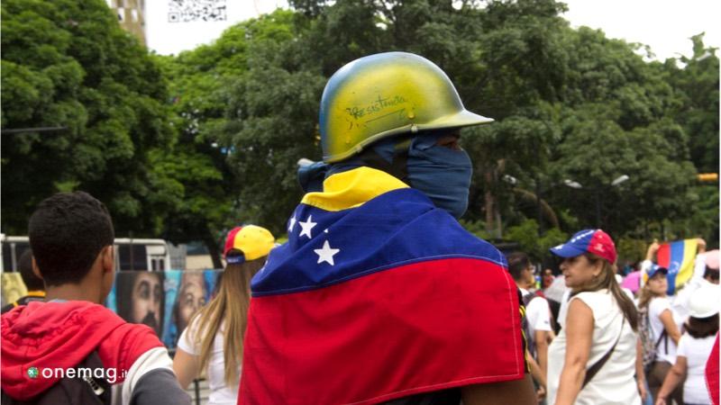Caracas città pericolosa