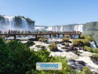 Le cascate fluviali del Paraguay