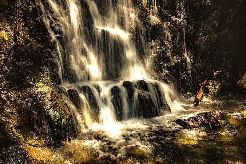Le cascate di Cipro