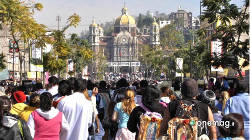 Città del Messico, Basílica de Nuestra Señora de Guadalupe