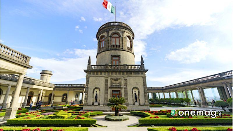 Città del Messico, Castillo de Chapultepec