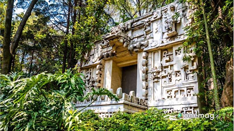Città del Messico, Museo nazionale di antropologia