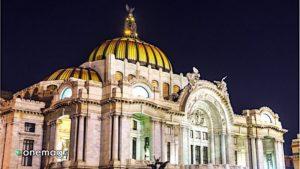 Città del Mese, Palacio of Bellas Artes