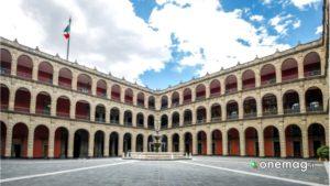 Città del Messico, Palacio Nacional