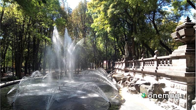 Città del Messico, Parco Chapultepec