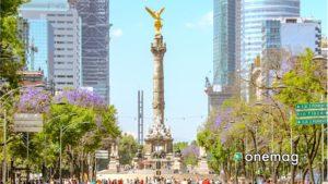 Città del Messico, el Ángel