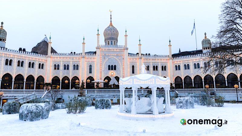 Danimarca, Moorish Palace di Copenhagen
