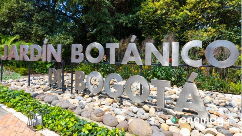 Cosa vedere a Bogotà, il Giardino Botanico