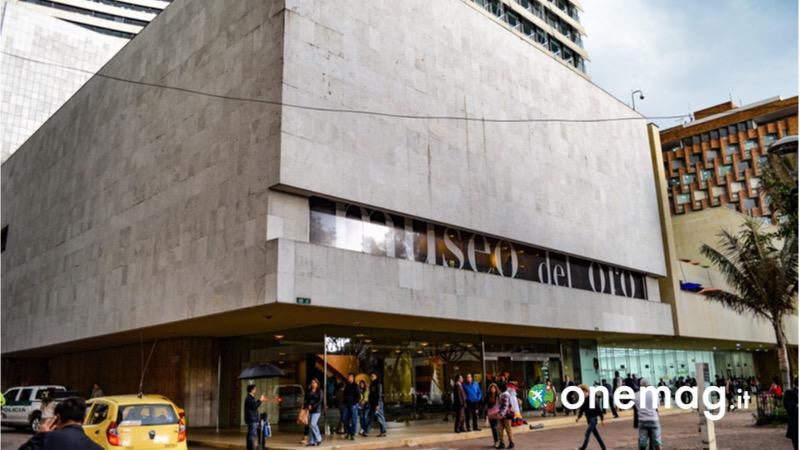 Cosa vedere a Bogotà, il Museo dell'oro