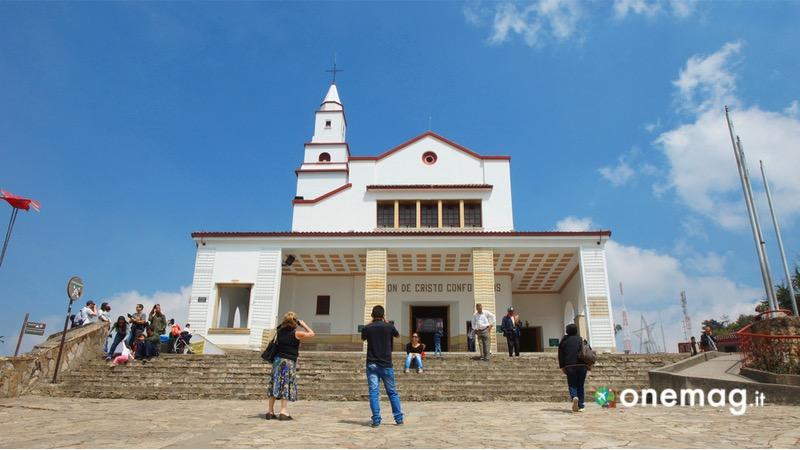 Cosa vedere a Bogotaà, il Santuario di Monserrate