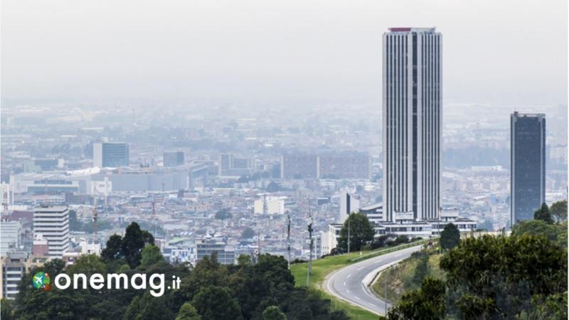 Cosa vedere a Bogotà, la Torre Colpatria