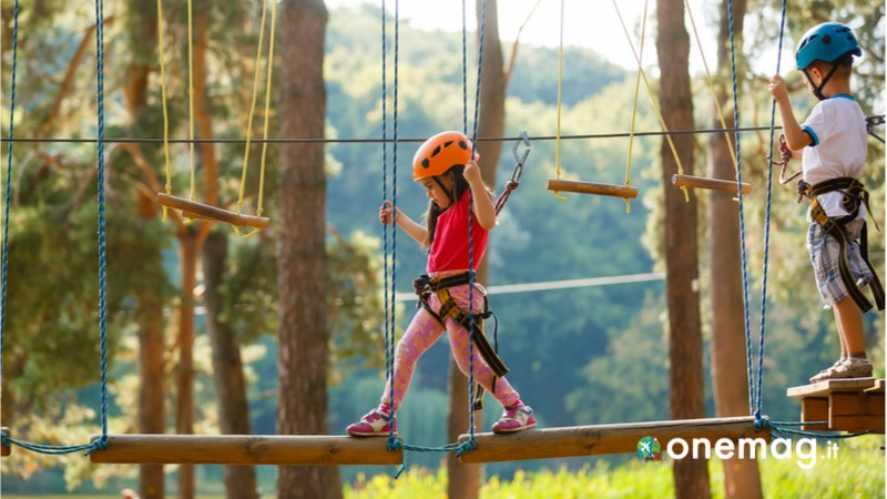 Cosa vedere a Bucarest, il Rope Park