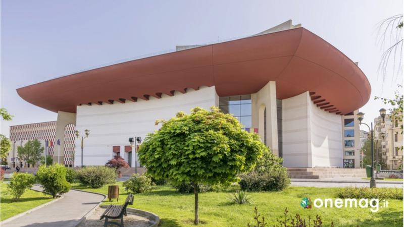 Cosa vedere a Bucarest, il Teatro Nazionale
