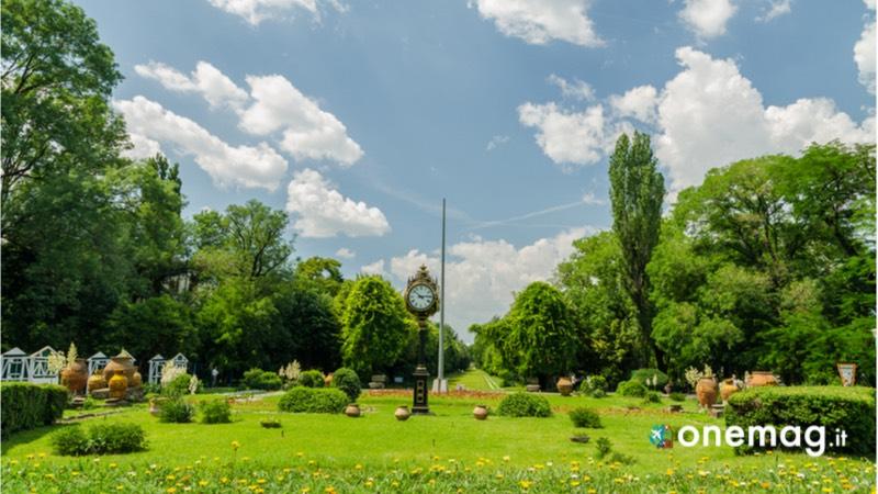 Cosa vedere a Bucarest, il parco Cismigiu