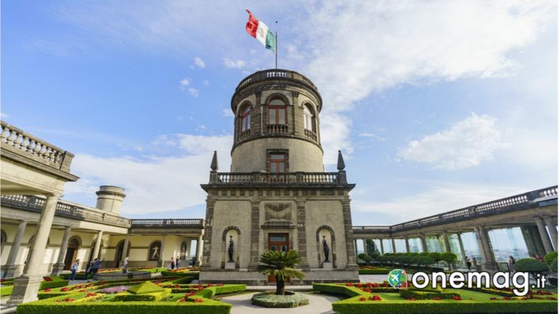 Il Castello Chapultepec