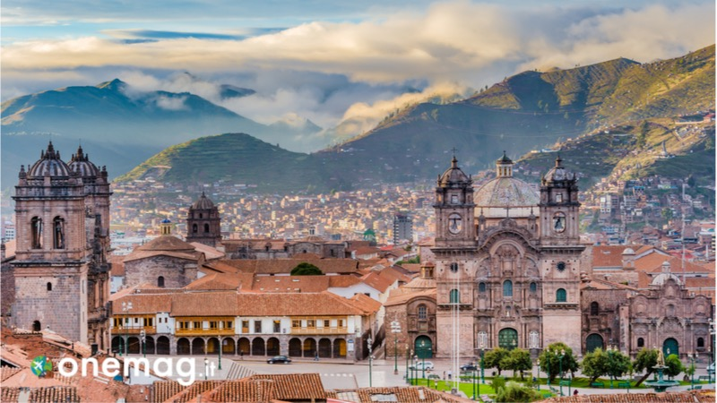 La Plaza de Armas a Cusco